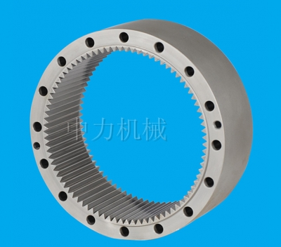 HD700-5-7 rotary secondary ring gear