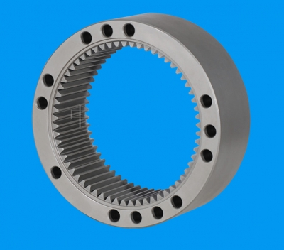 PC120-6 rotary ring gear