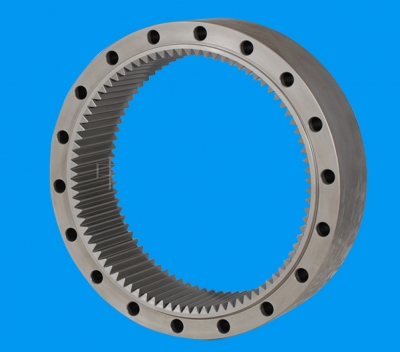PC200-6 (6D95) walking ring gear