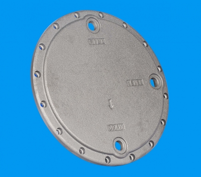 SH200A3 walking end cover