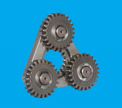 PC120-6 rotary primary star frame assembly
