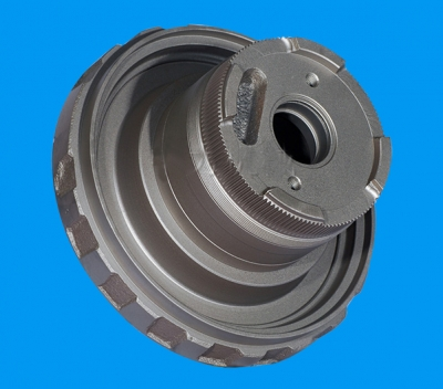 PC200-6 (6D102) travel pump casing