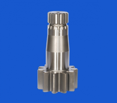 PC120-6 rotary large axis