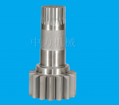 PC200-6 rotary large axis