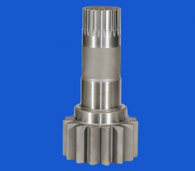 PC200-7 rotary large axis